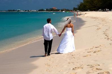 The marriage bureau is not open on weekends, or Cayman's 11 annual public holidays