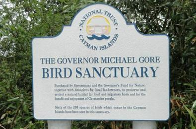Gov. Gore Bird Sanctuary
