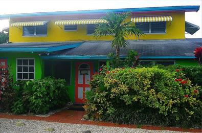 Eldemire's Tropical Island Dive Inn
