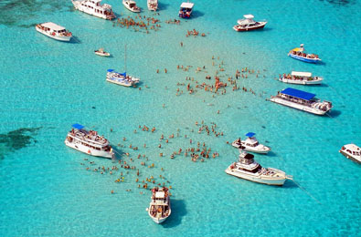 A large number of great boat operators and guides do half-day and full-day trips