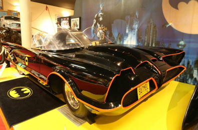 Tour the car museum