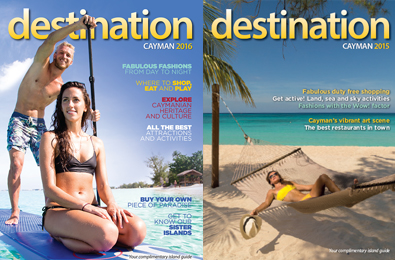 Watch Discover Cayman or grab a tourist magazine