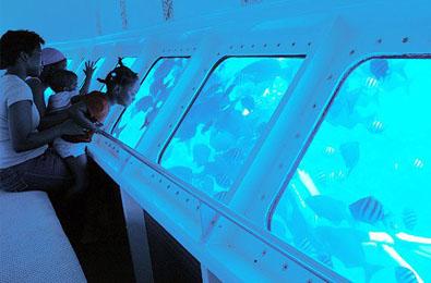 Take a Submarine Trip