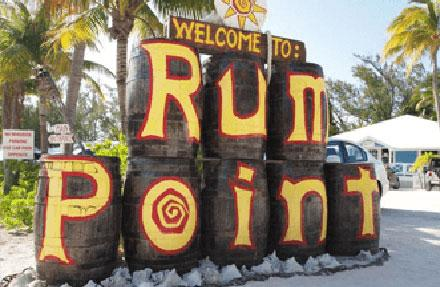 Cayman Rum Point
